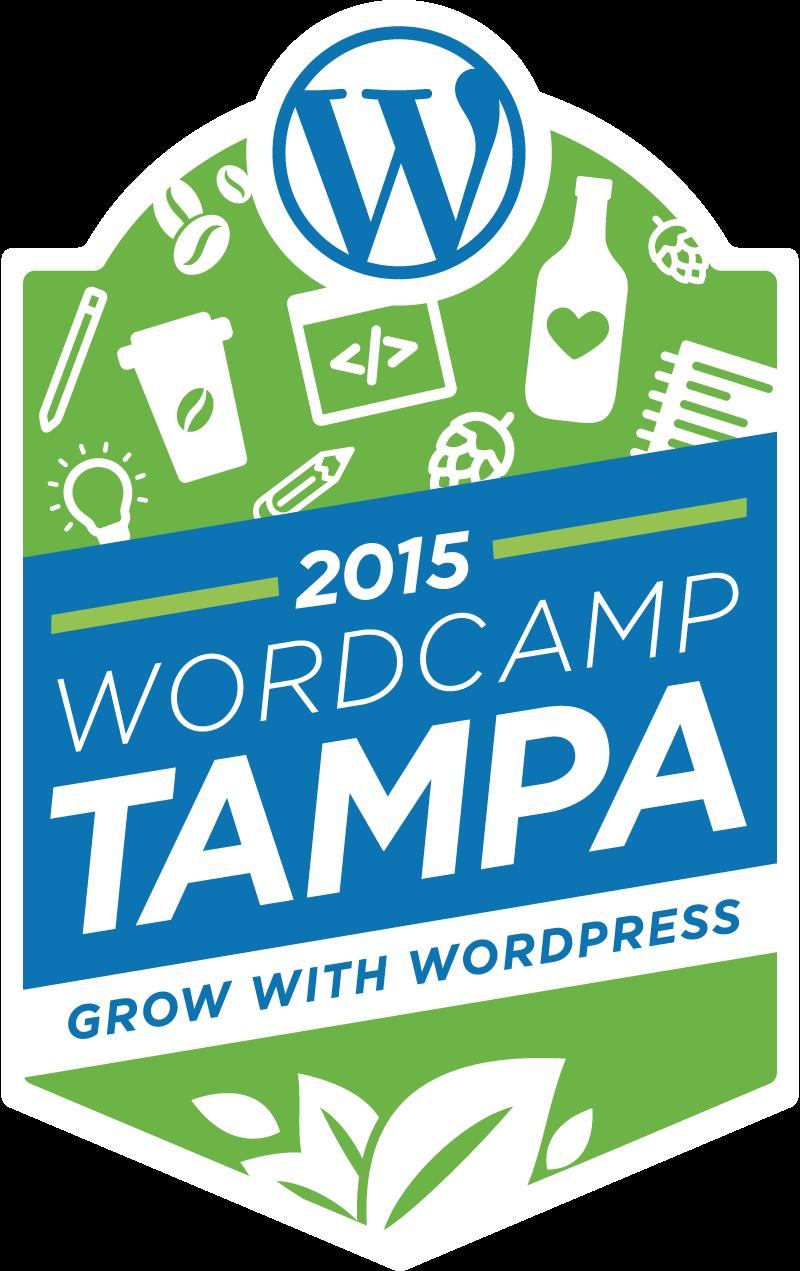 I'm Speaking at WordCamp Tampa 2015
